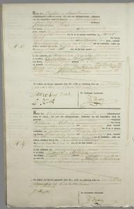 overlijden David Mobron 1826