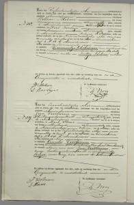 overlijden Femmetje Mobron 1830